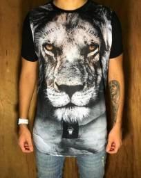 Camisas Long Line - Ótimo Material