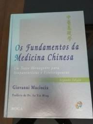 Livro de Fundamentos da Medicina Chinesa