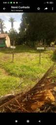 Terreno no Povoado sapucaia na rua do campo