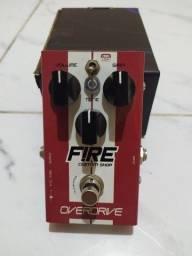 Vendo pedal Overdrive Fire