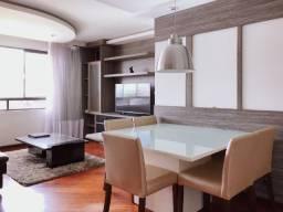 Lindo apartamento no Centro 3 quartos 1 vaga com 105m²