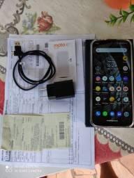 Motorola E7 plus zerado na cx