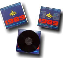 Lp Sigue Sigue Sputnik - Brazil Pre-release 1989