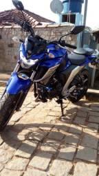 Yamaha Fazer 250(Apenas 13.000 KM)