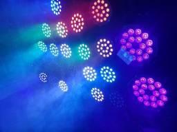 Dj,Som e Iluminação para sua festa em casa,Projetor e Telão p/ games e lives