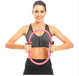 Anel Arco Pilates Fisioterapia Tonificador Yoga Flexível