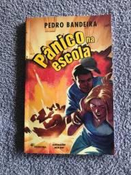 Livro literário, Pânico na Escola
