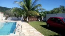 Aluguel casa com piscina iguaba grande