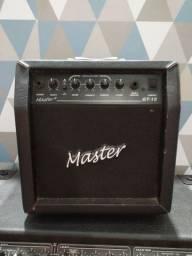 Amplificador Master - pra sair rápido.