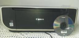 impressora  Canon mp 190 pixma     -multifuncional  cor branca /preta