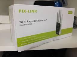 Repetidor e Roteador Wifi