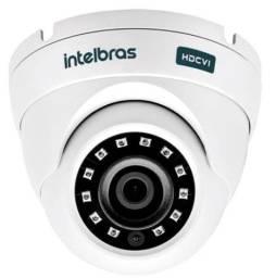 Título do anúncio: Câmera Dome Infravermelho 4 MP Intelbras VHD 3120 D G4 (720p) Hdcvi