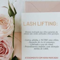 Preciso de duas modelos para Lash lifting