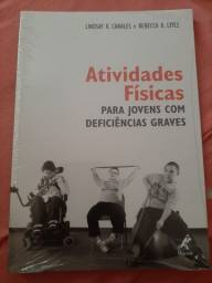 Livro atividades físicas para jovens c deficiências graves