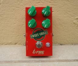 Pedal Fire Sweet Chilli para Guitarra