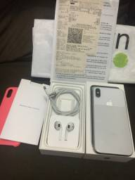 iPhone X 64gb completo
