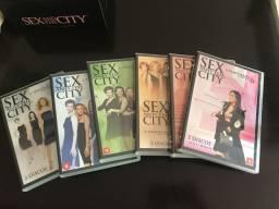 Box Sex and the City - Todas as temporadas