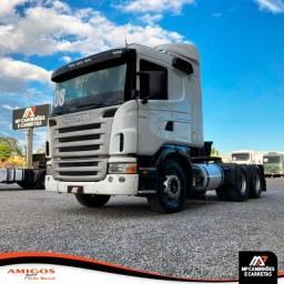 Cavalo Mecanico Scania G 420 6x2 2008