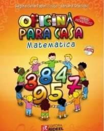 Coleção Oficina para Casa Matemática 1° ao 5° ano do fundamental