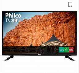 Tv led 39 philco usada