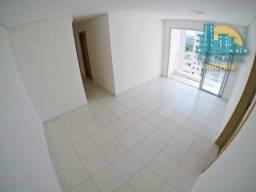 Paradise River, Apartamento com 84m², Modulados e Ar, Porcelanato, 1 vaga de garagem