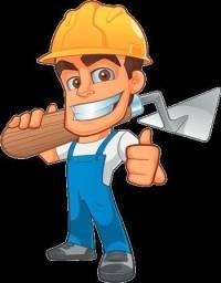 Pedreiro, pintor, bombeiro hidráulico