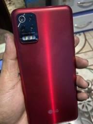 Vendo LG K62 1 mês de uso