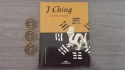 I Ching (Livro capa dura + 3 moedas de ferro)