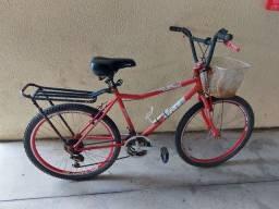 Bicicleta aro 26 não tem macha não