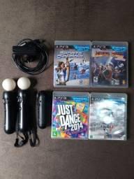 Kit Move Playstation 3