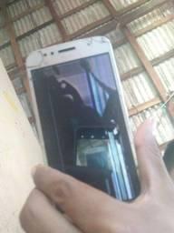Vendo um celular com a tela queimada