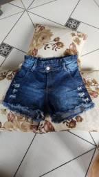 Desapego de shorts jeans