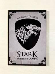 Quadro Game of Thrones Stark