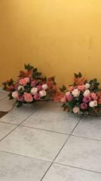 Trabalho com arranjos de flores ?