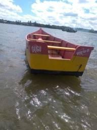 Vendo barco com motor