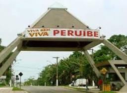 Terreno com 696 m² na Praia do Ruinas. Peruíbe/SP T885