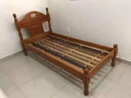Cama madeira de lei sólida MUITO BARATO!!