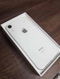 Iphone Xr branco 64gb impecável!
