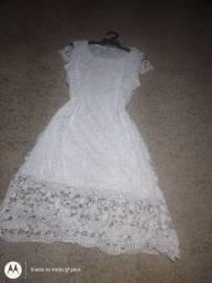 Vestido feminino renda Gripi