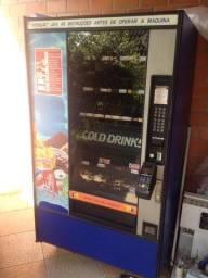 Vending machine / máquina de snacks / refrigerada