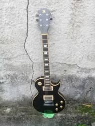 Guitarra SX EG2K : modelo Les Paul + brinde