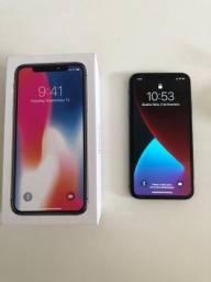 Vendo ou troca iPhone X 64 gigas