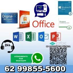 Licença Office 2019 - Ativação Remota - Vitalícia