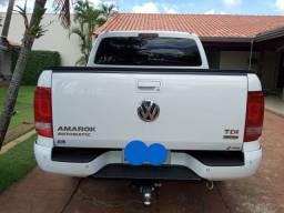 Volkswagen amarok trendline cd 2.0 tdi 4x4 diesel automática
