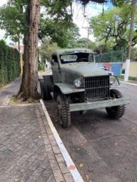 Caminhão Militar GMC 2 1/2 ton 6x6 1942