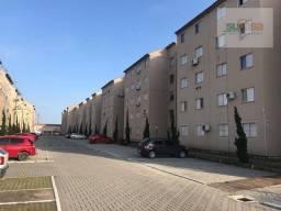 Apartamento com 2 dormitórios para alugar, 47 m² por R$ 650,00/mês - Areal - Pelotas/RS
