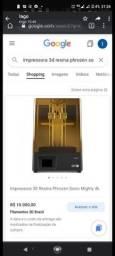 Impressora 3D Resina Phrozen Sonic Mighty 4K<br>