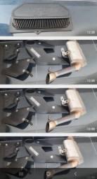 Escapamento esportivo  Willy Made GSXR SRAD 1000  de 2012 a 2016