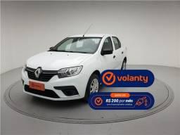 Renault Logan 2020 1.0 12v sce flex authentique manual