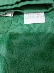 Conjunto toalhas Banhão - Casa e Decoração - NOVO